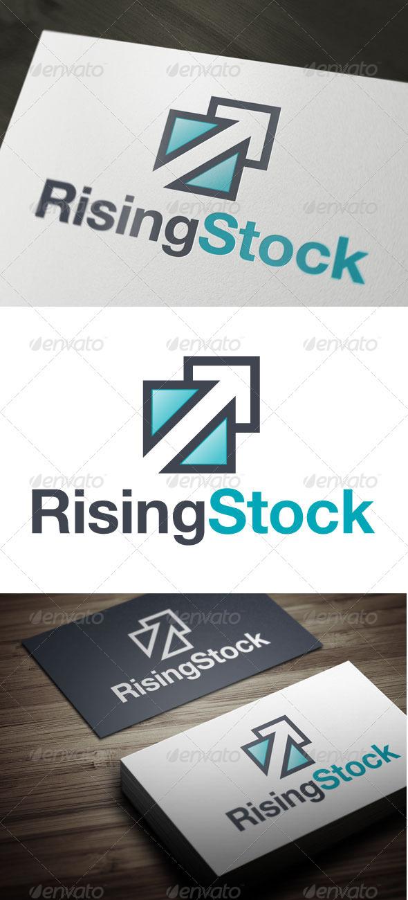 GraphicRiver Rising Stock 3338177