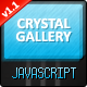 Crystal Gallery - jQuery Gallery with Blur Effect