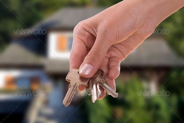 PhotoDune House Key 2221701