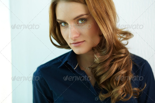 Elegant female - Stock Photo - Images