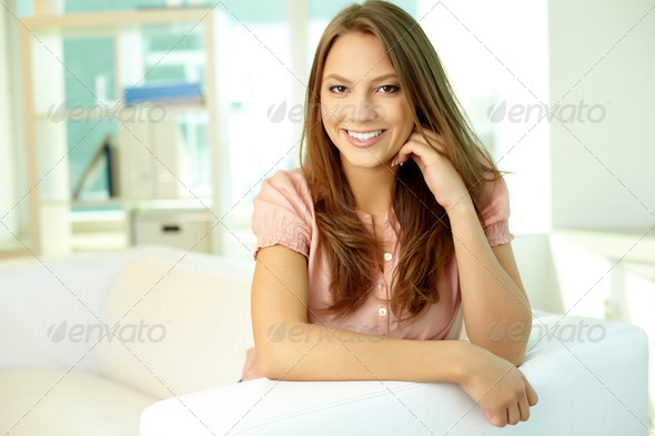 Pretty portrait - Stock Photo - Images