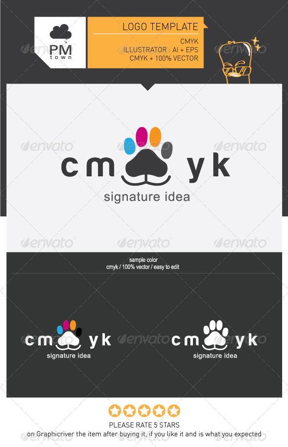 GraphicRiver CMYK logo 3318189