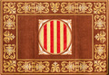 Catalan flags on the Barcelona Generalitat - PhotoDune Item for Sale