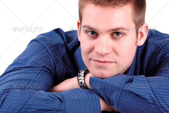Cool Guy - Stock Photo - Images