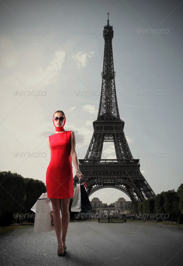 PhotoDune Shopping in Paris 2242937