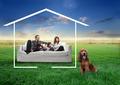 Happy family - PhotoDune Item for Sale