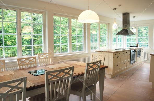 kitchen - Stock Photo - Images