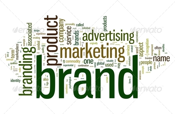 PhotoDune Brand related words in tag cloud 2245003