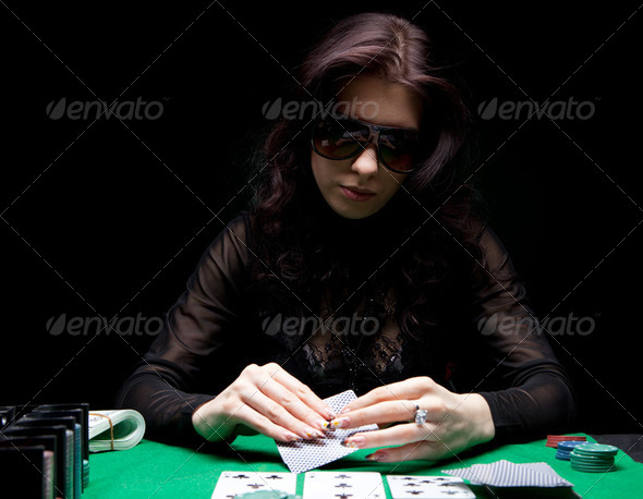 Poker concept - Stock Photo - Images