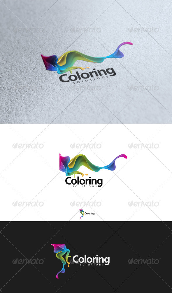 GraphicRiver Coloring Solutions 3340357