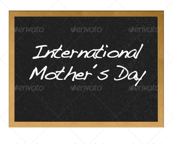Mother day. - Stock Photo - Images