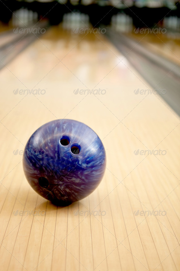 Bowling concepts - Stock Photo - Images