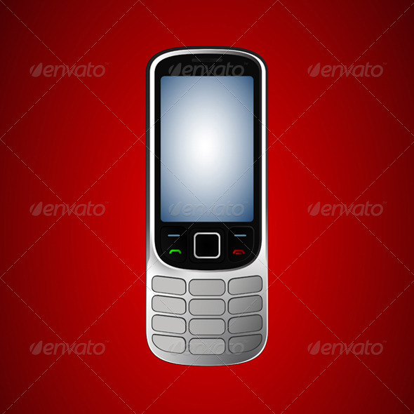 GraphicRiver Cell Phone Technology 3334021