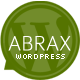 ABRAX - WordPress Theme - ThemeForest Item for Sale