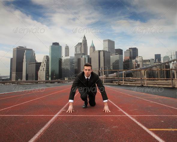 Start a new business - Stock Photo - Images