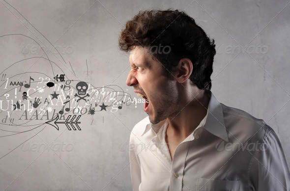 Anger - Stock Photo - Images