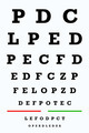 Eye chart - PhotoDune Item for Sale