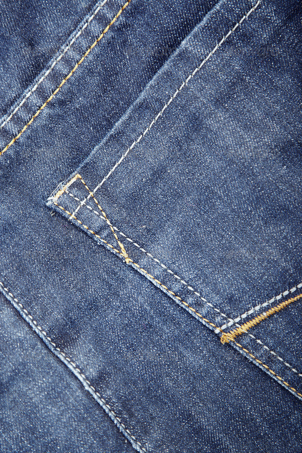 Jeans - Stock Photo - Images