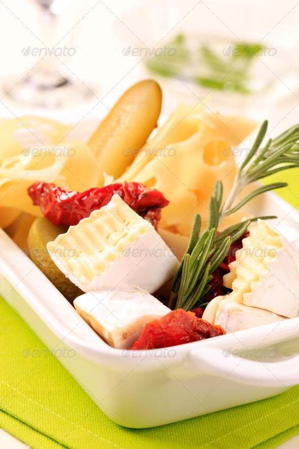 Antipasti - Stock Photo - Images
