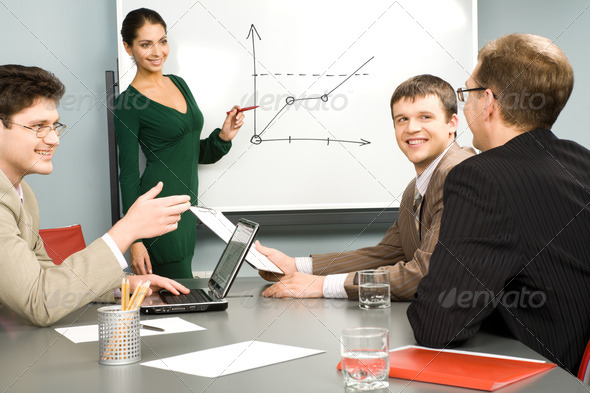 Presentation - Stock Photo - Images