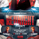 RedNight Flyer Template - GraphicRiver Item for Sale