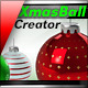 Xmas Ball Creator - GraphicRiver Item for Sale