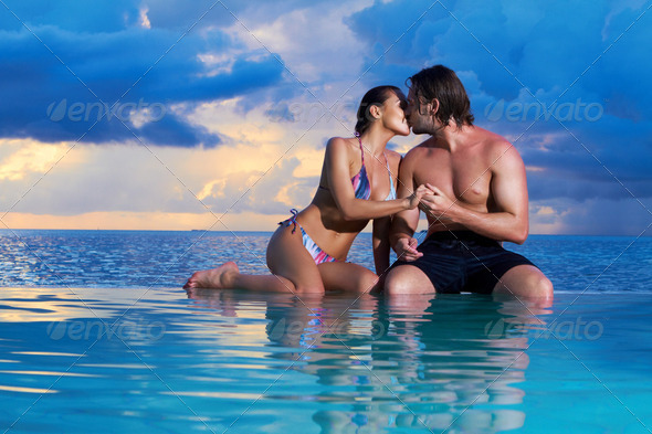 Copile at Maldives - Stock Photo - Images