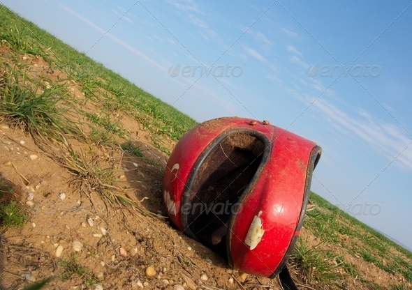 Helmet - Stock Photo - Images