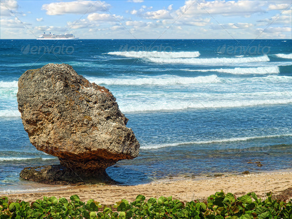Ocean Coast - Stock Photo - Images