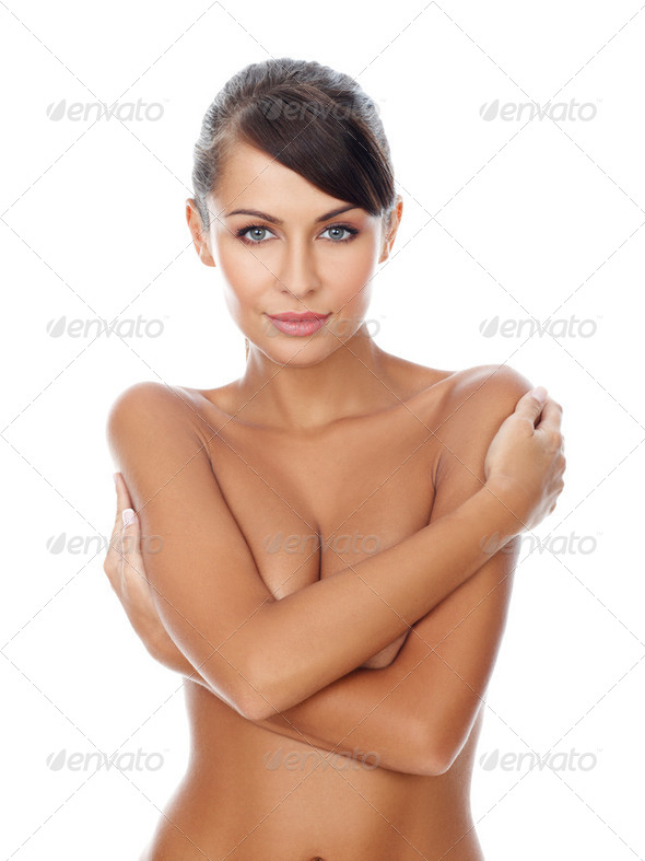 Tanned Beauty - Stock Photo - Images