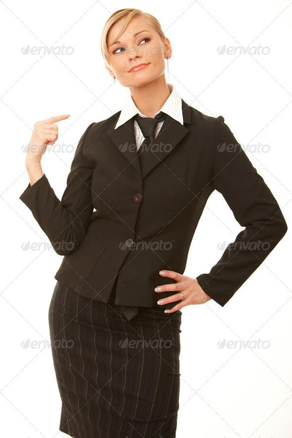 PhotoDune Business Woman 2273359