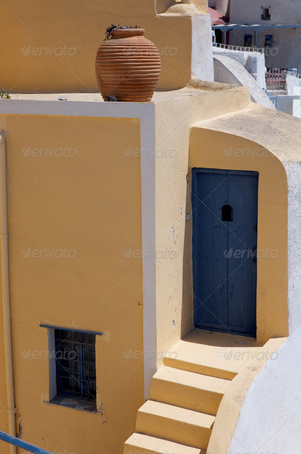 Santorini - Stock Photo - Images