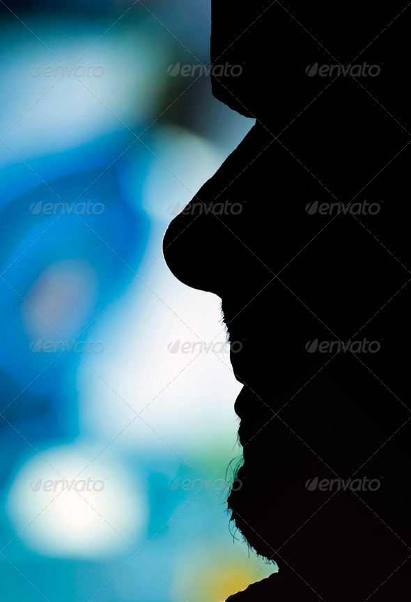 Human face  - Stock Photo - Images