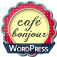 Bonjour - Cafe & Restaurant WordPress Theme