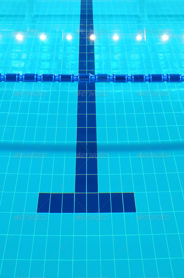 swimming pool - Stock Photo - Images