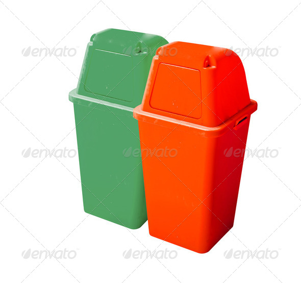 recycle bin - Stock Photo - Images