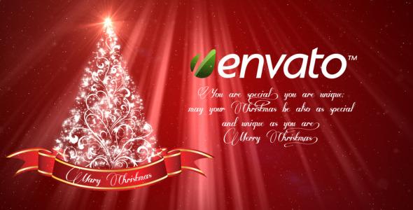 VideoHive Christmas Greetings 3343432