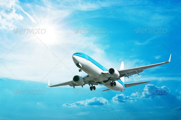 PhotoDune Airplane 2283217