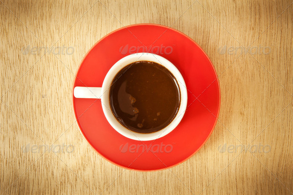 red cup - Stock Photo - Images