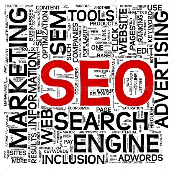 Search engine optimization SEO concept - Stock Photo - Images
