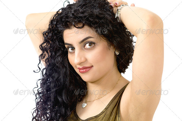 Hair care - Stock Photo - Images