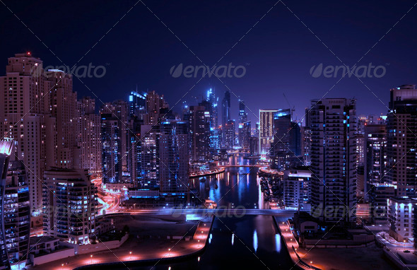 Dubai - Stock Photo - Images