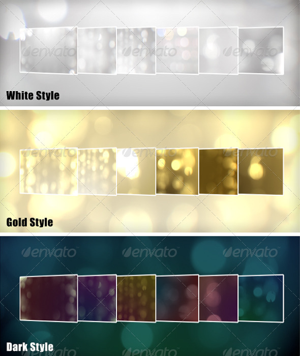 GraphicRiver Bokeh Background 3332267