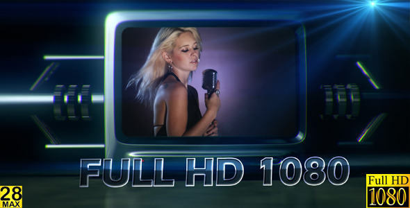 After Effects Project - VideoHive TV Promo AE Project 3344158