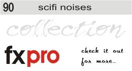 90. SciFi Noises