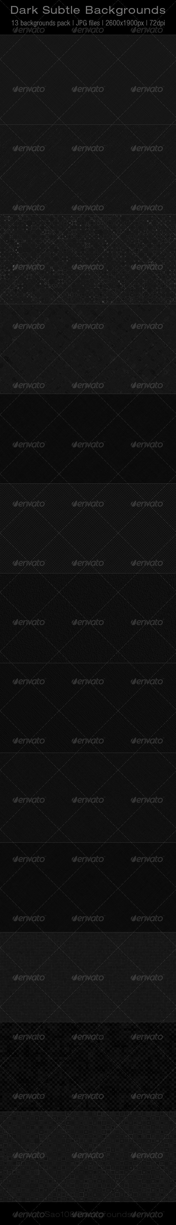 Dark subtle backgrounds - Patterns Backgrounds