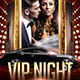 VIP Club Flyer - GraphicRiver Item for Sale
