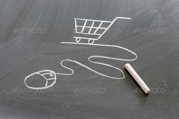 PhotoDune Shopping cart 2285351