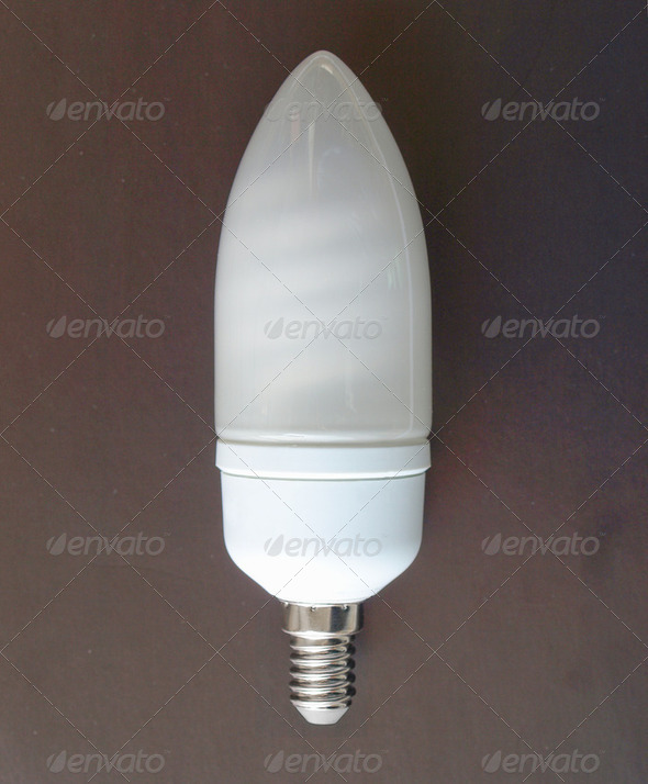 Fluorescent lamp - Stock Photo - Images