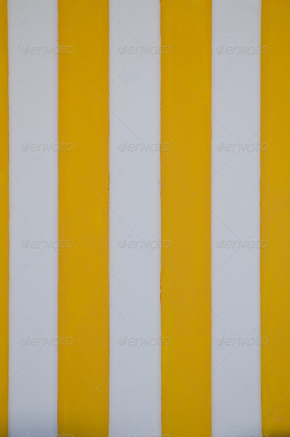 Wood painted wall detail - Stock Photo - Images